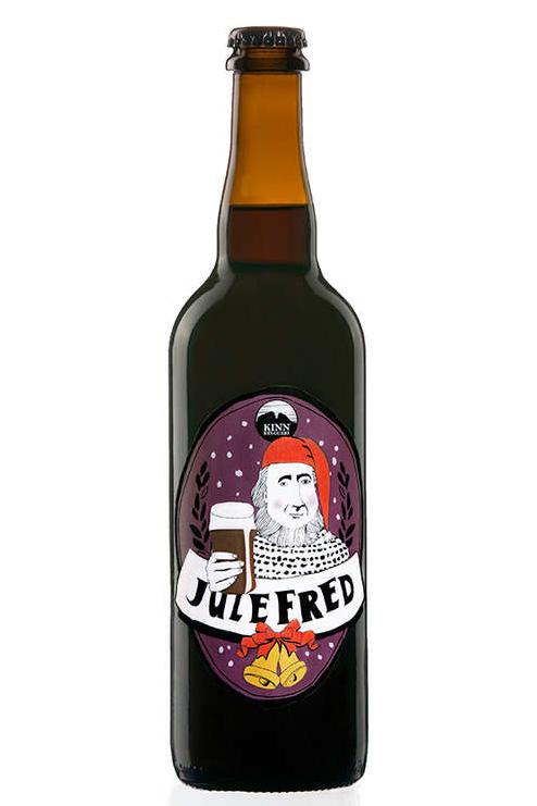 Kinn Julefred Sterk Skotsk Øl