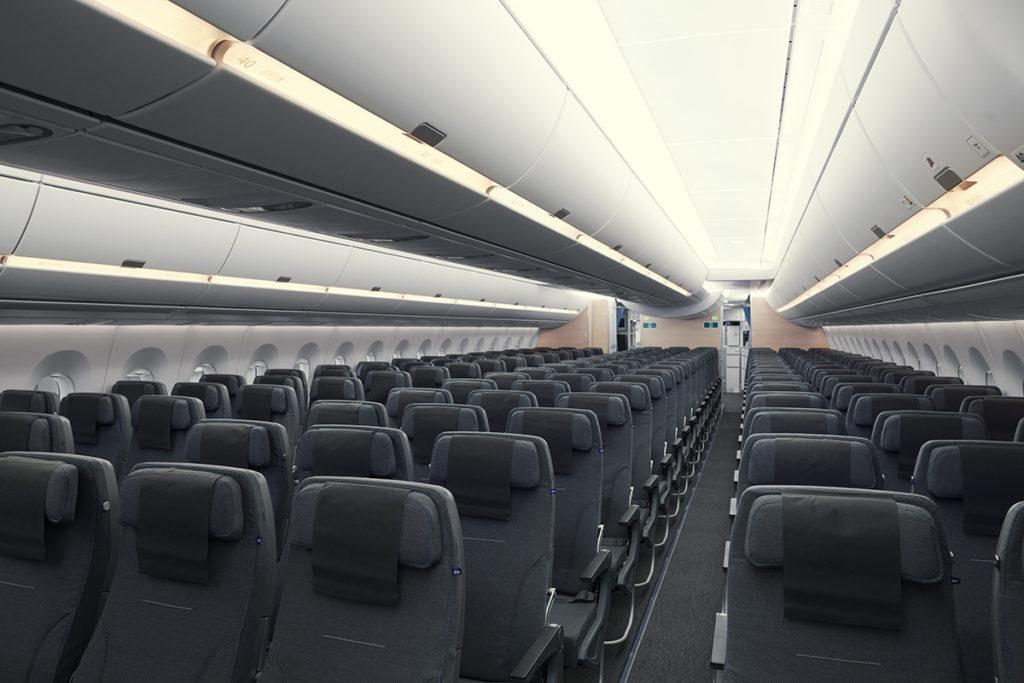 SAS Go, Airbus A350
