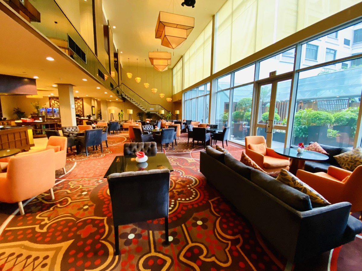 Sheraton Saigon Hotel & Towers Club Lounge