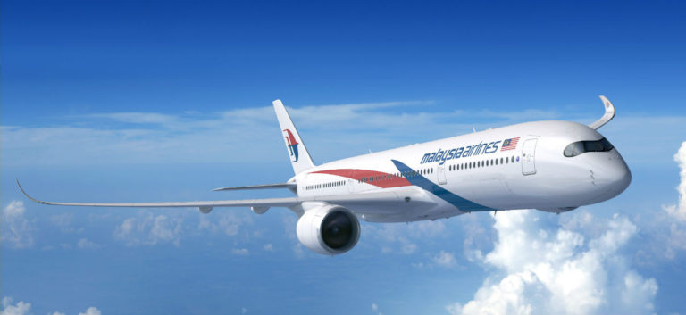 Malaysia Airlines Airbus A350