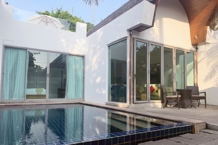One Bedroom Modern Pool Villa