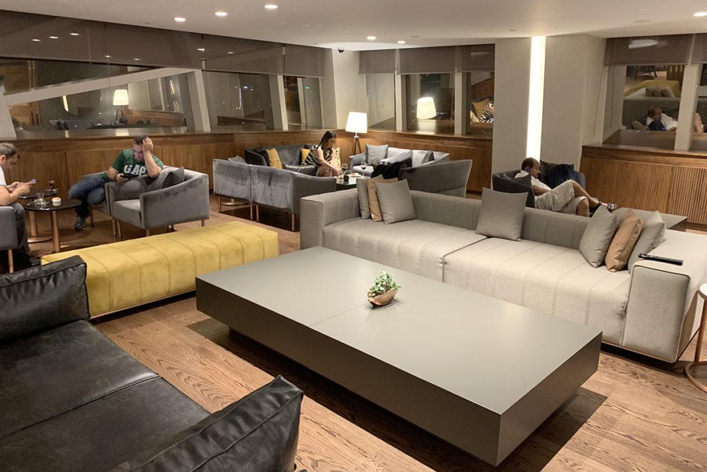 Hilton Istanbul Maslak Executive Lounge