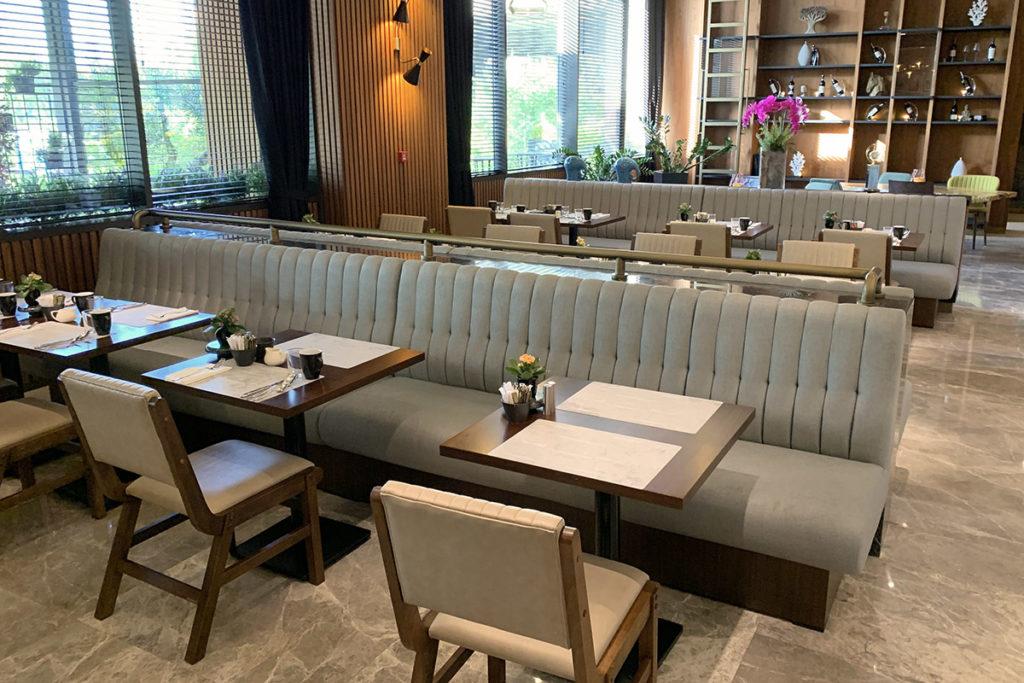 Zaxi Restaurant på Hilton Istanbul Maslak