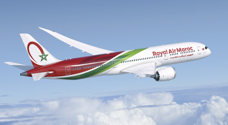 Royal Air Maroc Boeing 787-9 Dreamliner