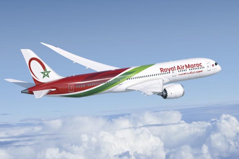 Royal Air Maroc Boeing 787-9 Dreamliner