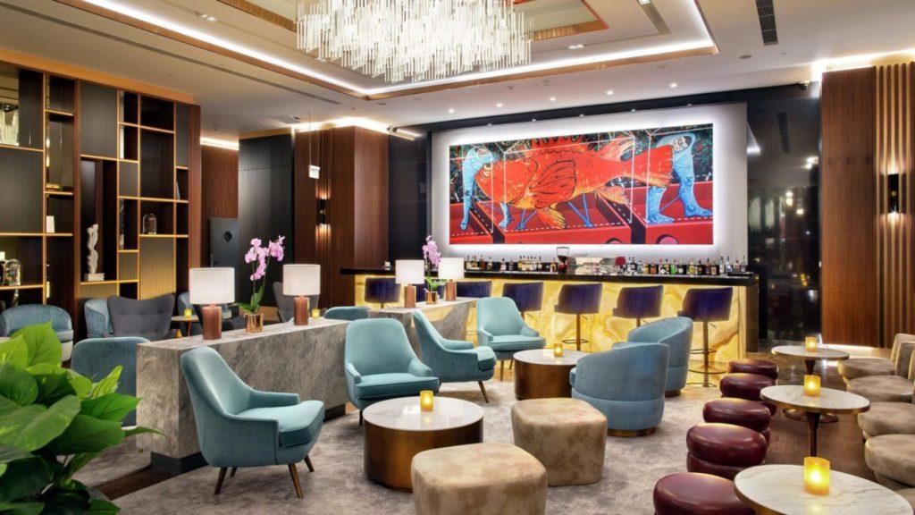 Hilton Istanbul Maslak Lobby Bar
