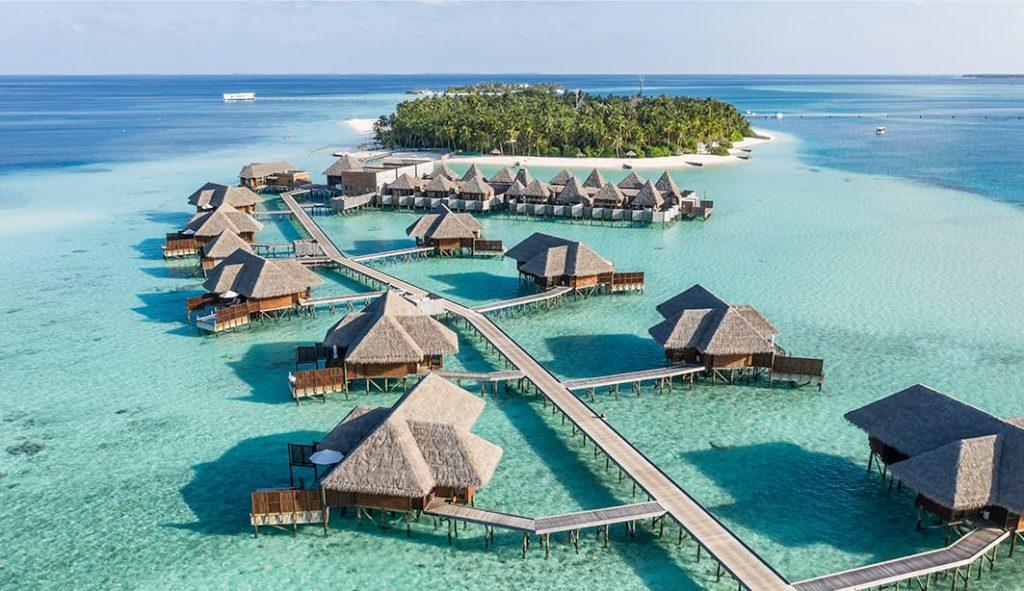 Luksushoteller som Conrad Maldives Rangali Island kan være et godt valg om du vil ha mest mulig igjen for Hilton Honors-poengene.
