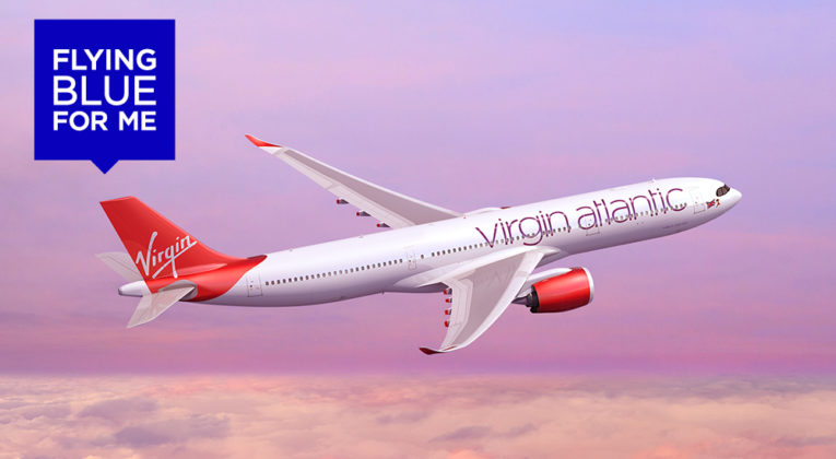 Virgin Atlantic blir Flying Blue-partner