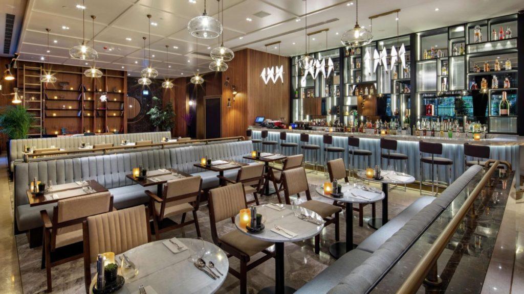 Hilton Istanbul Maslak Zaxi Bar