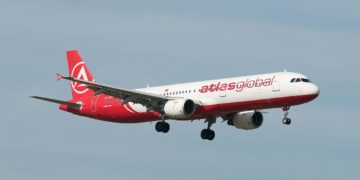 AtlasGlobal Airbus A321