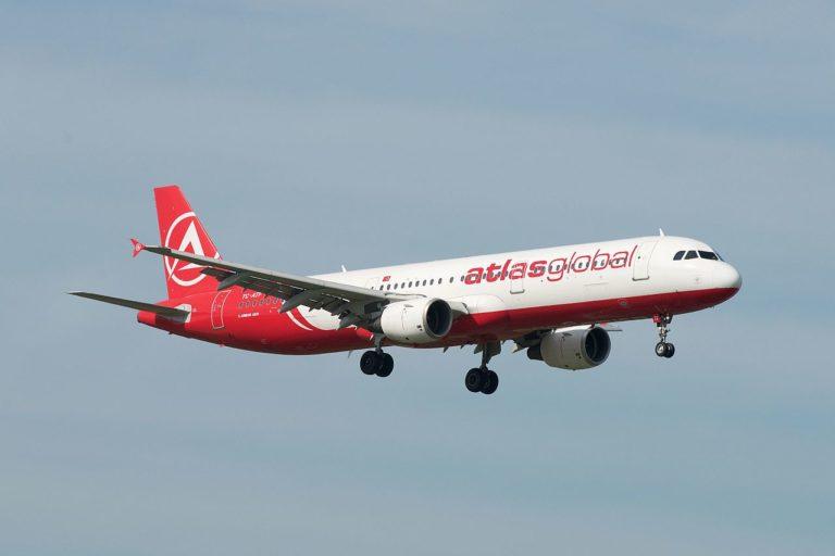AtlasGlobal Airbus A321