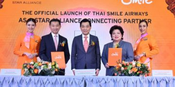 THAI Smile Airways blir Star Alliance Connecting Partner