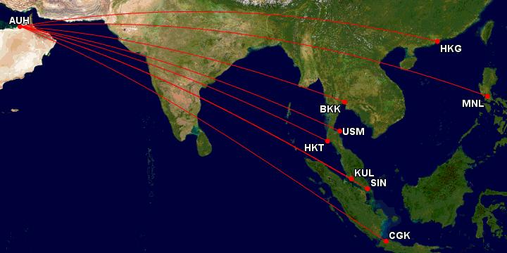 Business Class fra Oslo til Asia fra 10 948