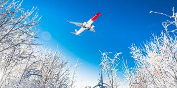 Norwegian reduserer CO2-utslipp med avanserte værdata