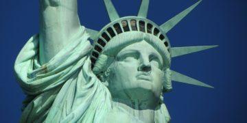 Frihetsgudinnen i New York