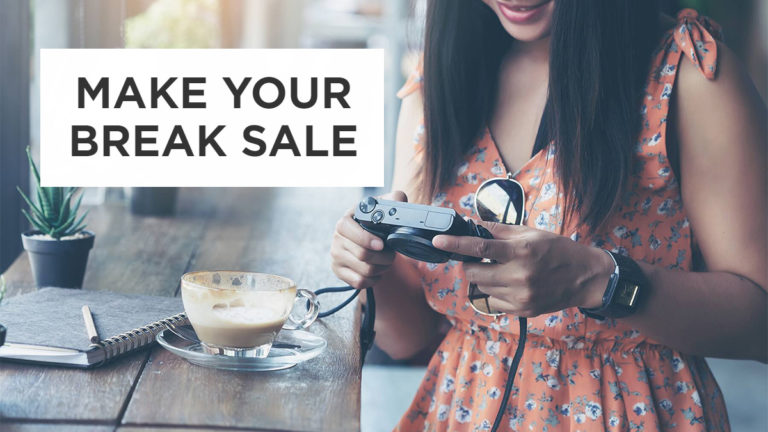 Wyndham Make your Break Sale