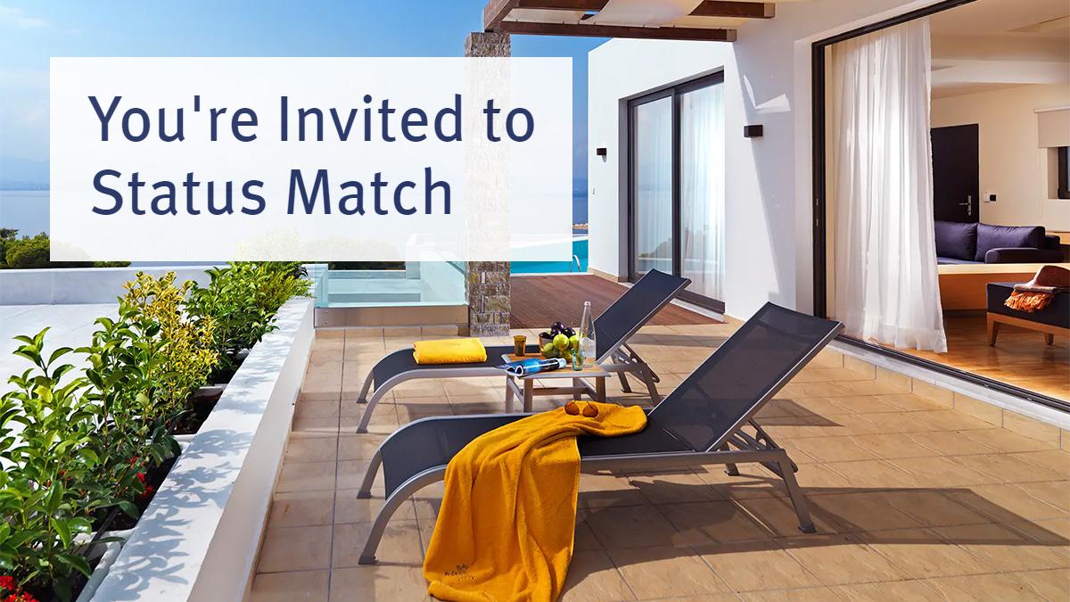 Wyndham Rewards Status Match