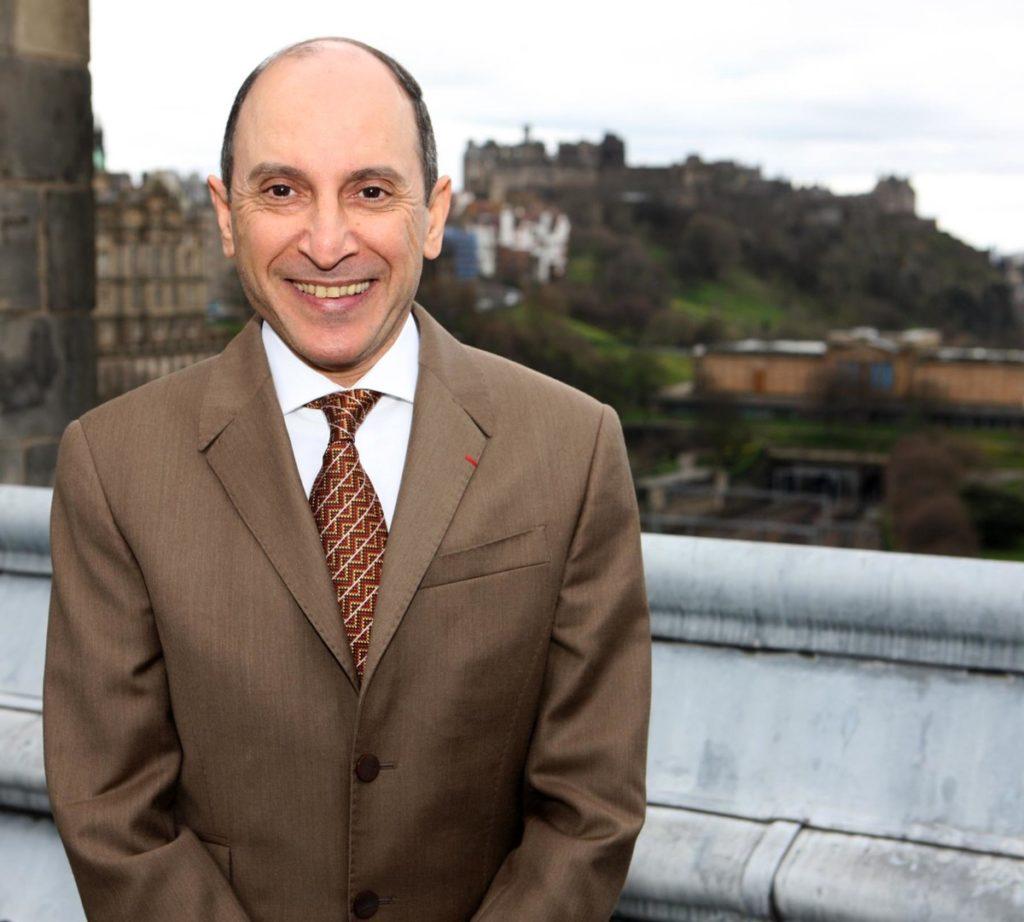 Akbar Al Baker, administrerende direktør i Qatar Airways Group