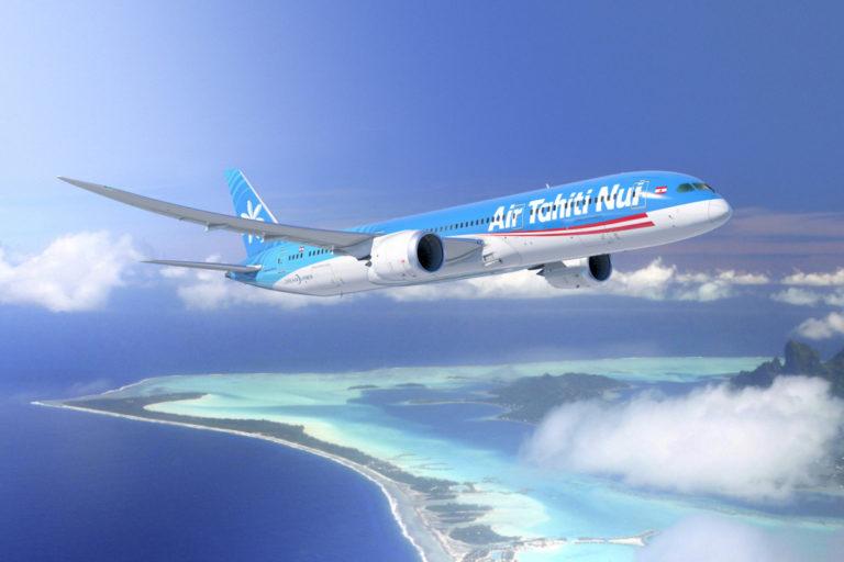 Air Tahiti Boeing 787-9 Dreamliner