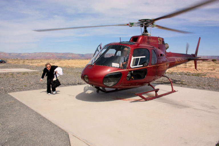 Eurostar helikopter