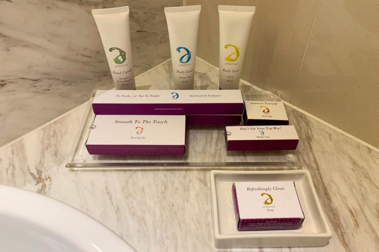 Komfort- og hygieneprodukter