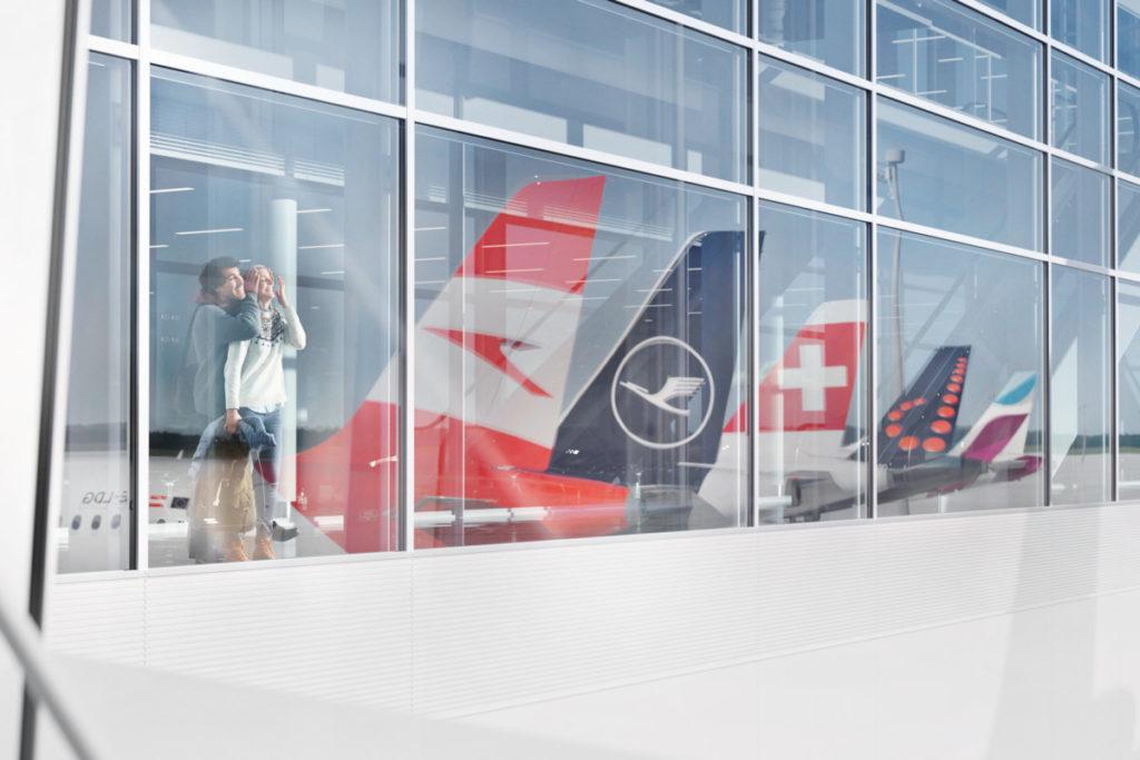 Lufthansa-Gruppen får snart en ny hjemmebase i Berlin.
