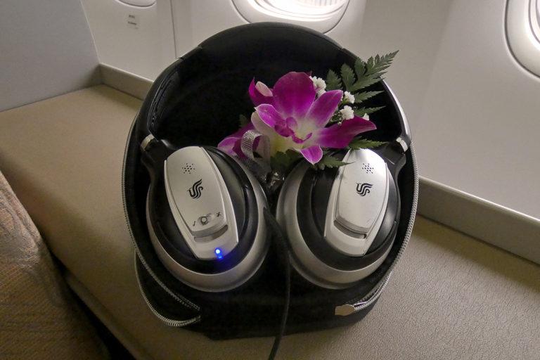 Hodetelefoner med støydemping