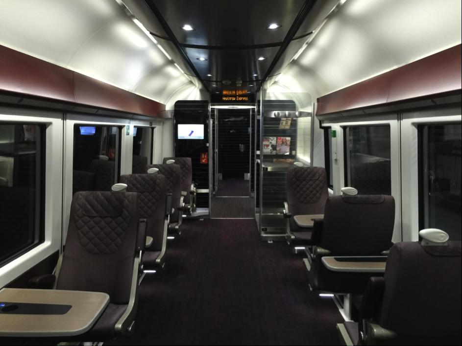 Hethrow Express Business First Class
