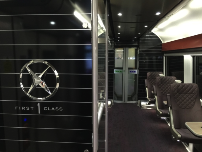 Gratis oppgradering til Business First Class med Heathrow Express og Star Alliance Gold