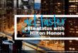 Få Hilton Honors Gold etter bare fire opphold