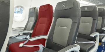 Lufthansa blokkerer alle naboseter