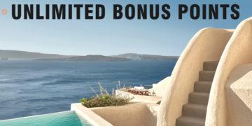 2000 ekstra bonuspoeng per opphold med Marriott Bonvoy