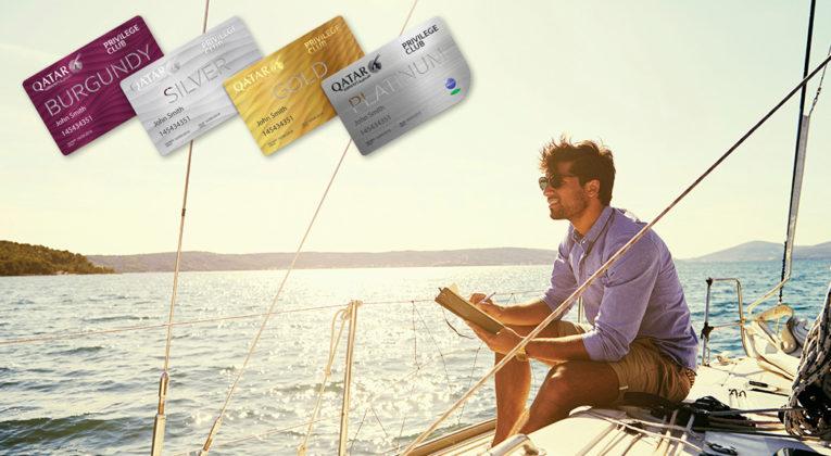 Qatar Airways Privilege Club innfører ubegrenset levetid på Qmiles bonuspoeng