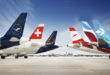 Lufthansa, SWISS, Brussels Airlines, Austrian, Germanwings, Eurowings