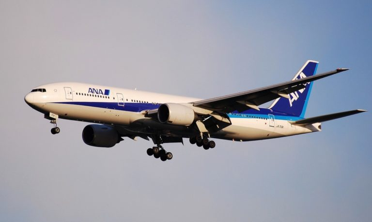 ANA - All Nippon Airways Boeing 777