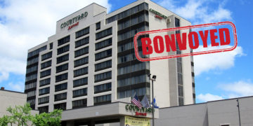 "Marriott ""Bonvoyed"""
