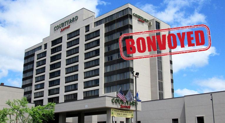 "Marriott ""Bonvoyed"""