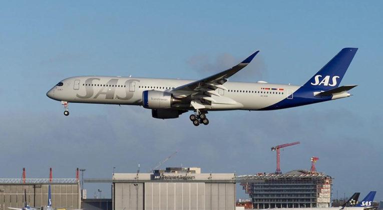 SAS Airbus A350 SE-RSB