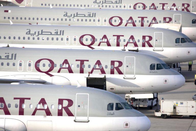 Qatar Airways vil fly til 80 destinasjoner i juni, men må likevel si opp ansatte