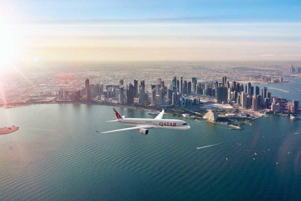 Som en del av det nye strategiske samarbeidet, ønsker American Airlines å operere én eller flere ruter fra USA til Doha