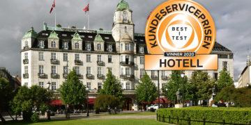 Scandic vant kundeserviceprisen 2020 for hoteller