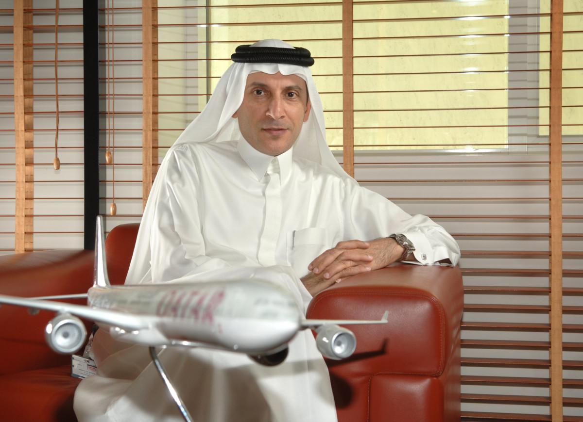Konsernsjef i Qatar Airways, Akbar Al Baker