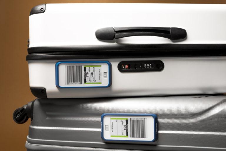 Elektroniske bagasjelapper fra BAGTAG