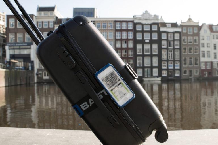 Elektroniske bagasjelapper fra BAGTAG vil blant annet støttes av KLM, Lufthansa, SWISS, Austrian og China Southern