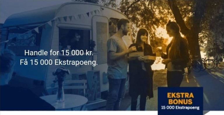 Opptjen 15000 ekstra bonuspoeng med SAS AmEx American Express Elite