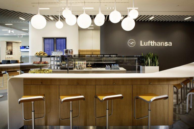 Business Lounge, Frankfurt A+, Schengen
