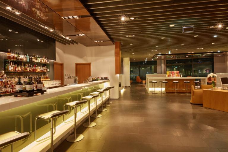Lufthansa First Class Lounge A