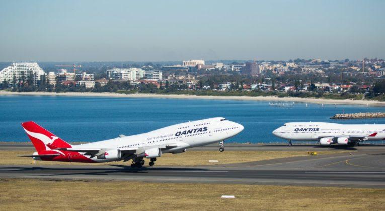 Qantas Boeing 747-400
