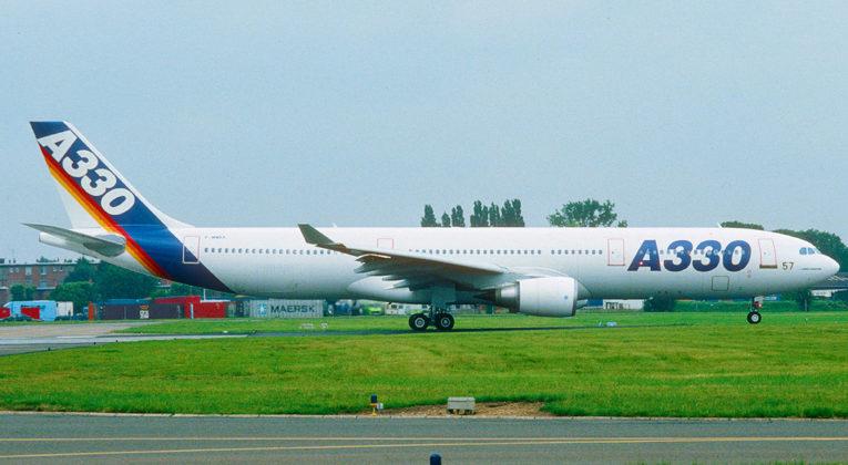 Airbus A330 prototype F-WWKA