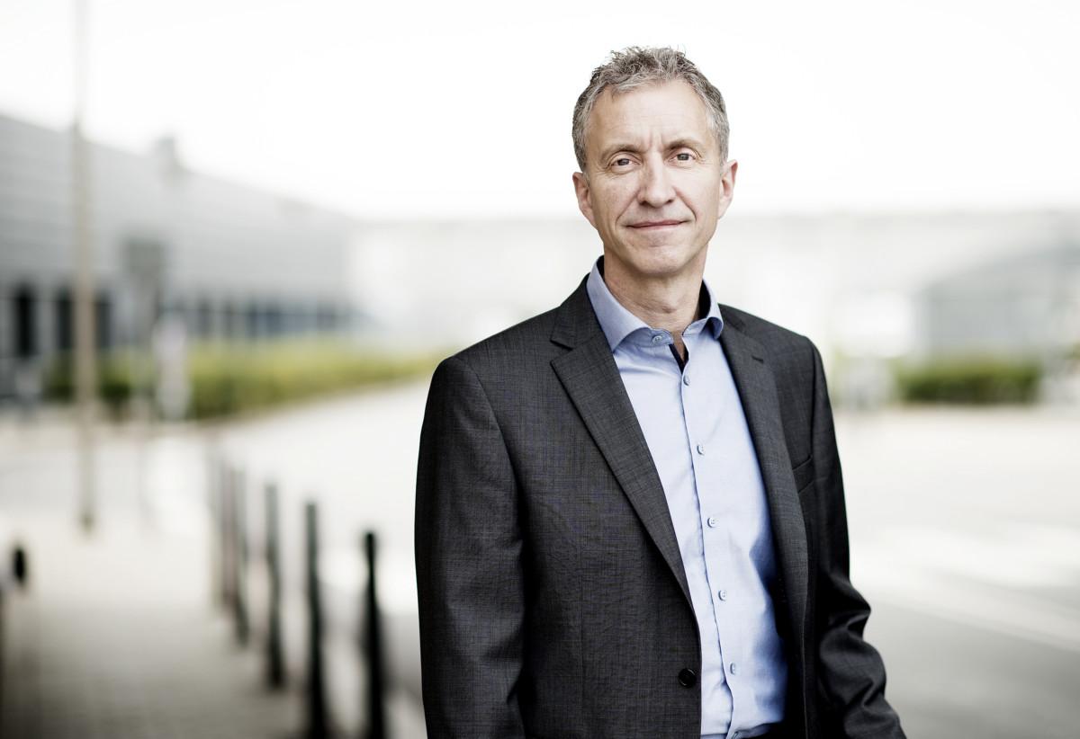 Jørgen Holme, Administrerende direktør i Jet Time